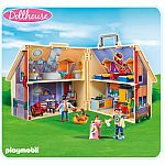 5167 - Take Along Modern Doll House
