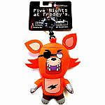 Five Nights at Freddy's Plush Hanger (Styles Will Vary)