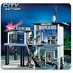 5182 - Police Station with Alarm System (int)
