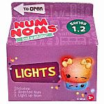 Num Noms Lights Mystery Packs Series 1.2