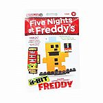 Five Nights at Freddy's 8-Bit Buildable Figures (Styles Will Vary)
