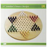 Chinese Checkers 11""