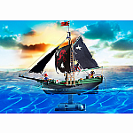 5238 - Pirates Ship with RC Underwater Motor