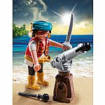 5378 - Pirate with Cannon