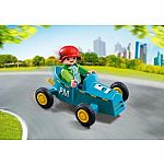 5382 - Boy with Go-Kart