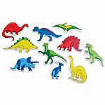 Dinosaur Bath Stickers