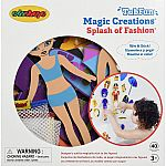 Splash of Fashion Bath Stickers