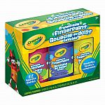 3pc Washable Fingerpaints (EZ Squeeze)