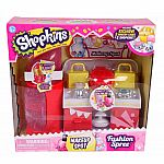 Shopkins Shoe Dazzle/Make Up Playset Season Three