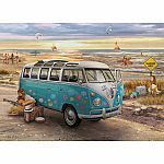 1000pc Love & Hope VW Bus/Greg Giordano