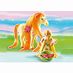 6168 - Princess Sunny with Horse