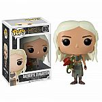 Game of Thrones' Daenerys Targaryen Vinyl Pop! Figurine