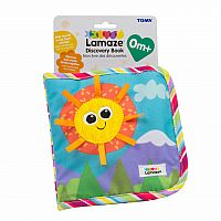 Lamaze Friends - Soft Book