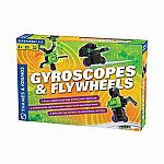 Gyroscopes & Flywheels Science Kit