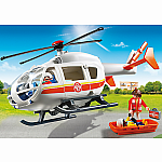 6686 - Emergency Medical Helicopter