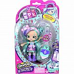 Shopkins Shoppies Lil Secret Doll W1