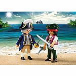 6846 - Pirate and Soldier Duo Pack