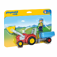 6964 - Tractor with Trailer
