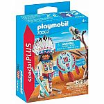 70062 - Playmobil Specials Native American Chief