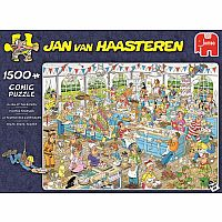 1500pc JVH Clash of the Bakers