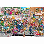 1000pc Original #34 A Piece of Pride