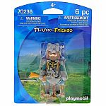 70236 Playmo-Friends Wolf Warrior