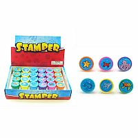 Sea Life Stampers Asst.