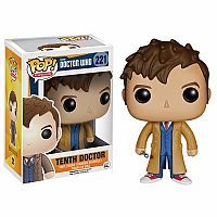 Doctor Who's #10 - Pop! Vinyl Figure
