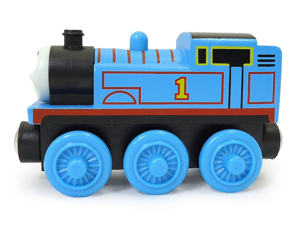 Thomas & Friends Wooden Railway: Thomas The Tank Engine - The Granville Island Toy Company