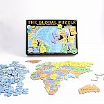 Global World Puzzle