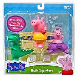 Peppa Pig Bath Squirters 3 pack
