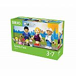Brio Village Family Pack
