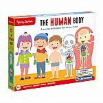 The Human Body Puzzle