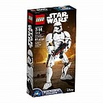 Star Wars First Order Stormtrooper - Constraction