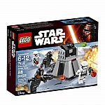 Star Wars First Order Battle Pack