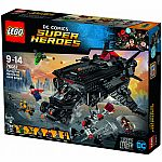 76087 Flying Fox: Batmobile Airlift Attack - Justice League