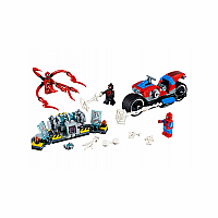 Spider-Man Bike Rescue