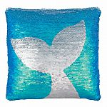 Magic Sequin Pillow - Mermaid