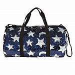 Star/Moon Duffle Bag