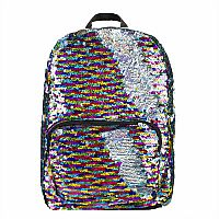 Magic Sequin Backpack - Rainbow