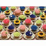 1000pc Cupcakes and Saucers C.H