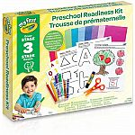 My First Preschool Readiness Kit