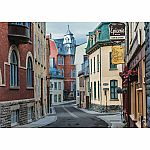 1000pc Trefl Jean - Old Quebec Street