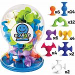 Squigz Deluxe Set (50 pcs)