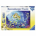 100pc Little Mermaid