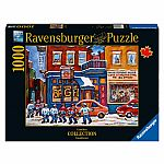1000pc St. Viateur Bagel & Hockey