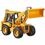 Bruder Loader Backhoe
