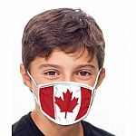 Kids Mask - Oh Canada