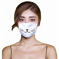 Face Mask - Cat (adult)