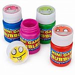 Mini Bubbles with Lid Game